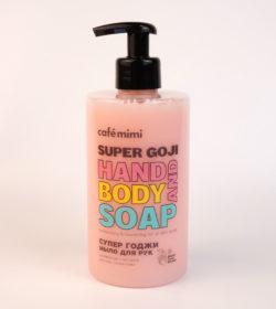 Жидкое мыло для рук СУПЕР ГОДЖИ