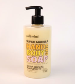 Жидкое мыло для рук СУПЕР МАРУЛА